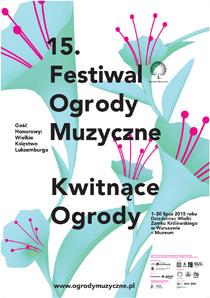 15. Festiwal Ogrody Muzyczne