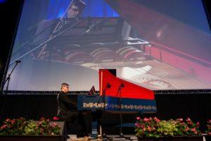 19. Festiwal Ogrody Muzyczne  –  Sławomir Zubrzycki gra navioli organista