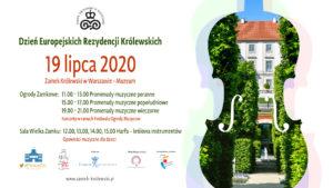 Palace Day 2020 – Zamek Królewski wWarszawie