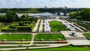 Palace Day 2020. Ogrody Królewskie. Fot.Marcin Kmieciński/Zamek Królewski wWarszawie