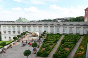 Palace Day 2020 Ogród Królewski Górny