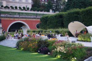 Palace Day 2020 Ogród Królewski Dolny