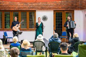 Muzycy poznali się nastudiach wRoyal Academy of Music wLondynie