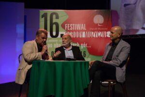 16. Ogrody Muzyczne w2016 r.  Spotkanie zJánem iBorisem Kudličkami