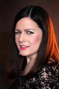 Martyna Kasprzyk-Peralta – mezzosopran zaśpiewa w21. Ogrodach Muzycznych.