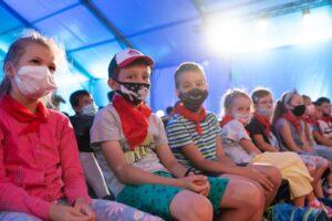 21. Festiwal Ogrody Muzyczne im.Ryszarda Kubiaka  - Dziecięce Ogrody Muzyczne
