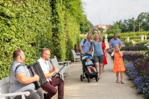 21. Ogrody Muzyczne 2021 - ogrody zamkowe