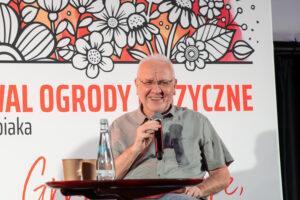 21. Festiwal Ogrody Muzyczne im.Ryszarda Kubiaka. Gość wieczoru - Paweł Brodowski