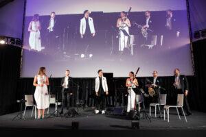 21. Festiwal Ogrody Muzyczne im.Ryszarda Kubiaka. Aleksander Dębicz iCracow Golden Quintet